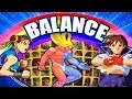 How to Balance the Roster! - Fighting Game Analysis
