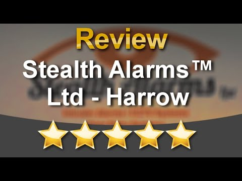 Stealth Alarms™ Ltd - Harrow - Five Star Review by Amarjit Bassan |Alarms & CCTV Installers Harrow