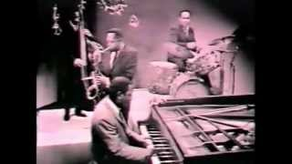 Thelonious Monk Quartet on Dutch TV 1961