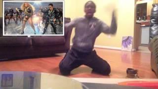 Super Bowl 50 halftime show (Beyoncé, Bruno Mars & Coldplay) reaction