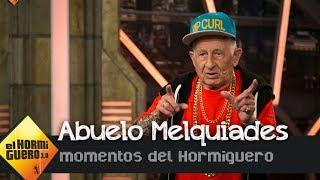 El abuelo Melquiades reta a Daddy Yankee: