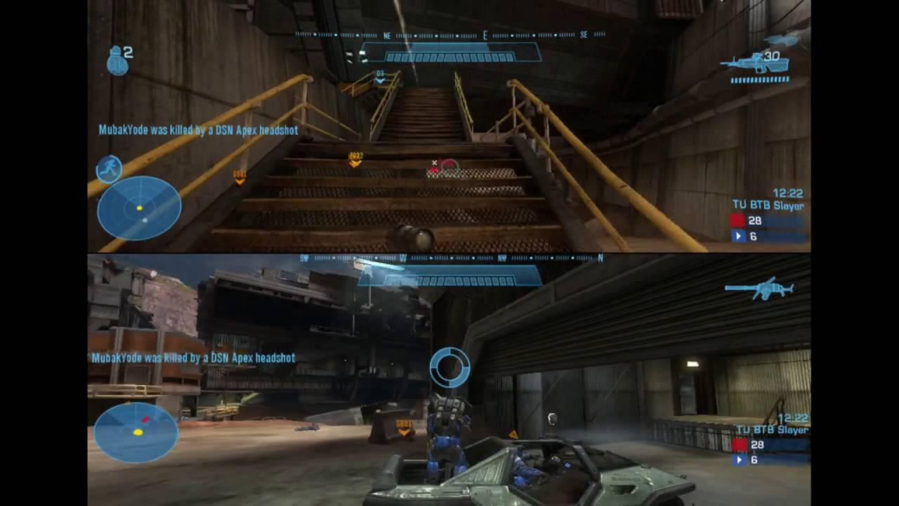 Halo reach race matchmaking