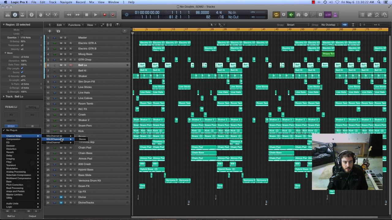 Using the Plugin Manager in Logic Pro X
