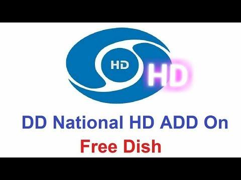 DD national HD dd free dish
