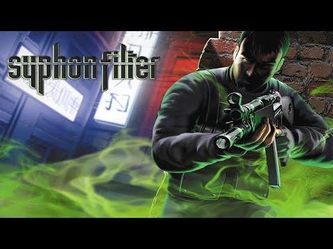 Syphon Filter #4 Финал | Ретро игра | Геймплей, Прохождение