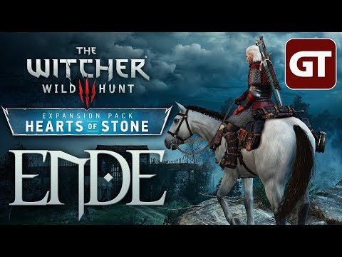 The Witcher 3: Hearts of Stone #37 - ENDE - Des Rätsels Lösung - Let's Play The Witcher 3: HoS thumbnail