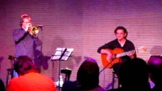 Ferenc Snétberger & Markus Stockhausen: Gommé - at Sofia Live Club, 23.03.2011