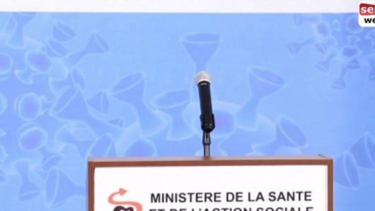 """Le point de situation du """"Coronavirus"""" au Sénégal du samedi 8 Août 2020"""