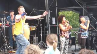 Stereo MCs - Connected. Village Green Festival 2016