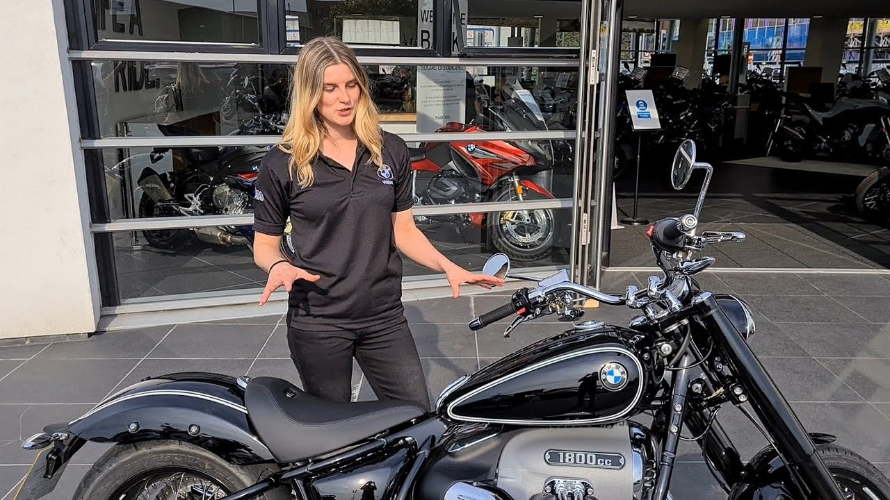 New 2021 BMW R18! // Are BMW going for a slice of the American Cruiser Market?! // 1st Ride Out! ✊