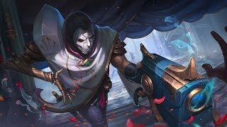 Music Jhin ft Li Yundi I Lien Minh Huyen Thoai 2017 - League of Legends I Worlds 2017 Live Concert