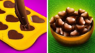 CHOCOLATE Desserts Compilation  5-Minute Recipes With Chocolate For a Sweet Tooth!