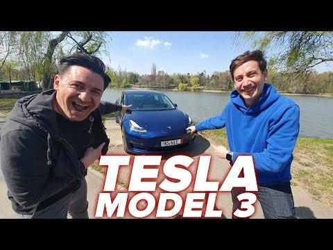 TESLA MODEL 3, noul Buhnicimobil - Cavaleria.ro
