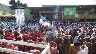 Fiesta de la Cruz de mayo Huancané 2019 en Lima