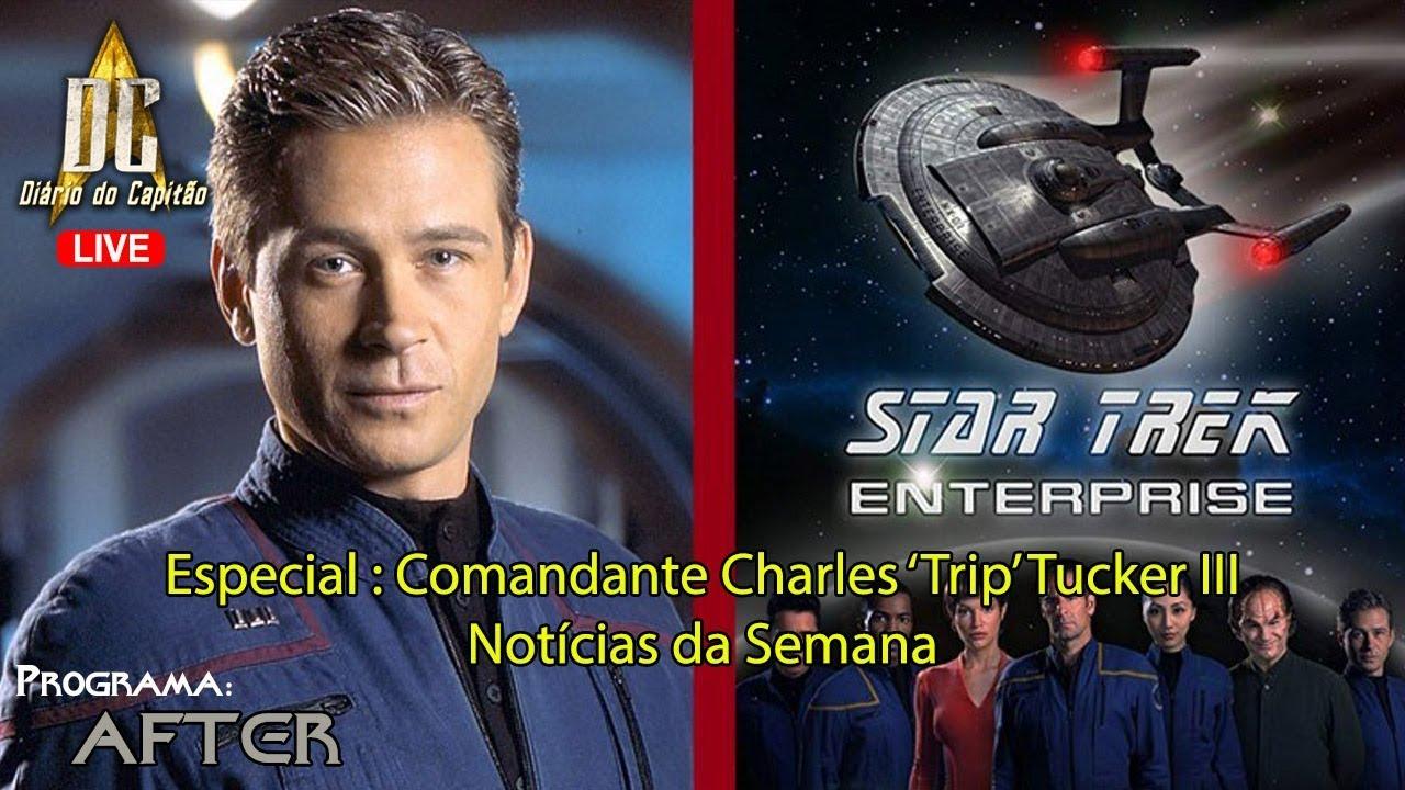 ENTERPRISE: Comandante trip- AFTER EP08