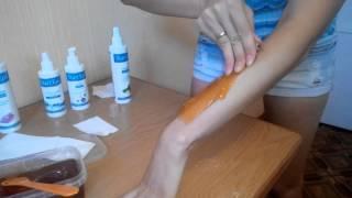 Шугаринг (эпиляция сахарной пастой), handmade(Представляю сахарную пасту ручной работы для ШУГАРИНГА (сахарной эпиляции). Паста 100% натуральная. Как..., 2015-08-16T16:20:06.000Z)