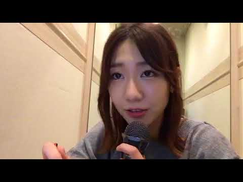 180316 AKB48 柏木由紀 - 世界はどこまで青空なのか?