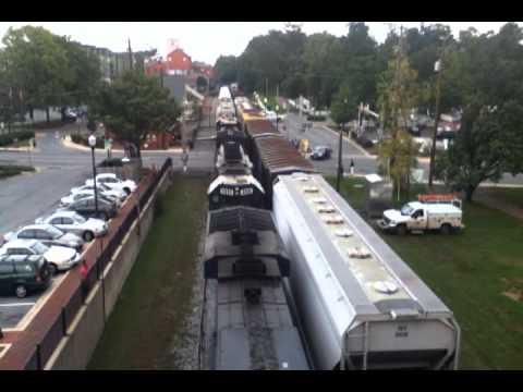 CSX Incident at Gaithersburg, Maryland
