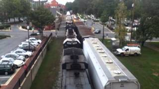 CSX Incident at Gaithersburg, Maryland