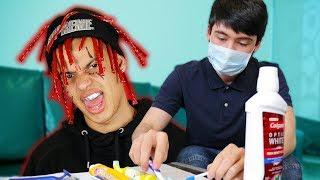 If Trippie Redd went to the Dentist