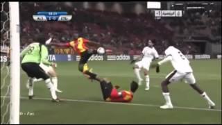 ملخص مباراة السد القطري و الترجي الرياضي التونسي في كأس العالم للأندية 2011