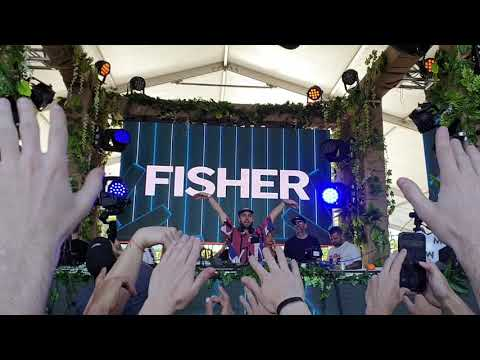 Fisher - Losing It (live) at DJ Mag party