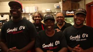 Chef Jon Ashton Visits Smoki O's BBQ in St. Louis
