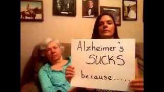 Repeat youtube video Alzheimer's Sucks because . . . (1)