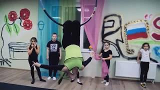 1 урок по воздушной гимнастике