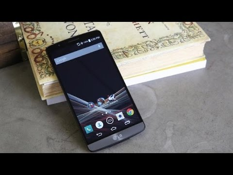 LG G3 Smartphone | Hands On