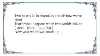 Ernest Tubb - When Two Worlds Collide Lyrics YouTube Videos
