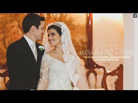 Maria Beatriz e Pedro