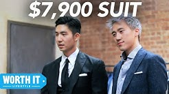$399 Suit Vs. $7,900 Suit