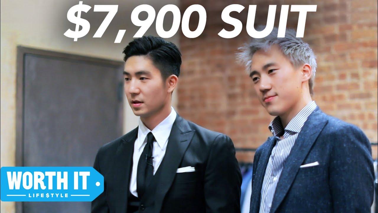 $399 Suit Vs  $7,900 Suit