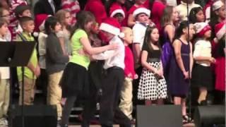 El Arbolito - Rieck Ave 3rd-5th Grade Chorus (with skit)
