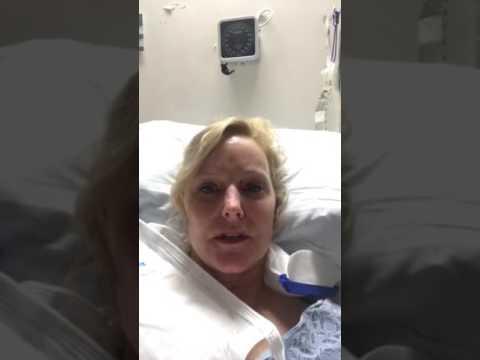 ACDF C 4-6 night of post surgery