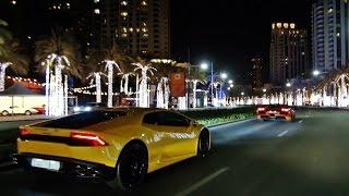 Lamborghini Club Dubai Cruise