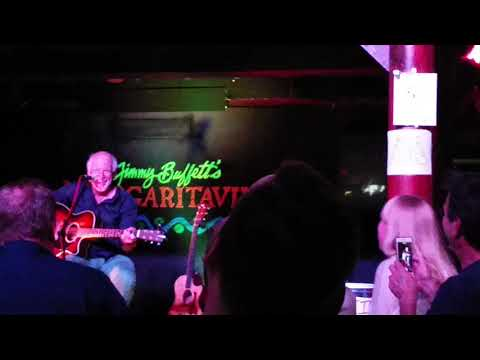 Jimmy Buffett Surprise Concert Live in Key West - 12/16/17 Son of a Son