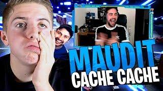 La malédiction de Michou au Cache-Cache continue ?! La Team Croûton sur Fortnite Créatif