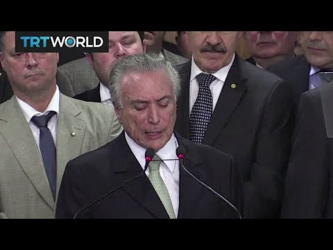 Money Talks: Brazilian president Michel Temer charged with corruption
