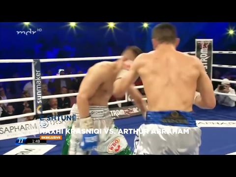 Më 22 prill, Klan Kosova transmeton LIVE duelin e boksierit Haxhi Krasniqi
