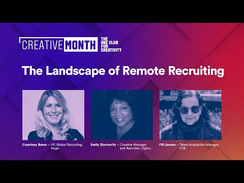 The Landscape of Remote Recruiting