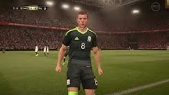 TONI KROOS GREAT GOALS IN FIFA 17
