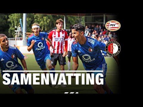 Samenvatting | Supercup PSV O19 - Feyenoord O19