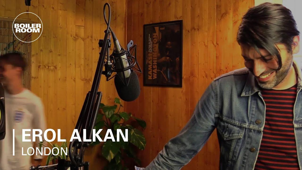 Erol Alkan Boiler Room London Residency Episode 03 Youtube
