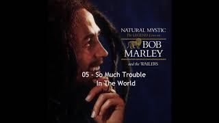 Bob Marley 1977 Natural Mystic