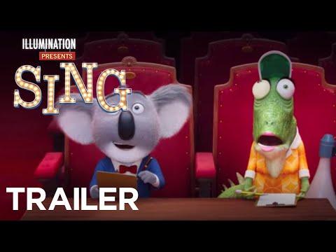 Sing (2016) HDRip 720p