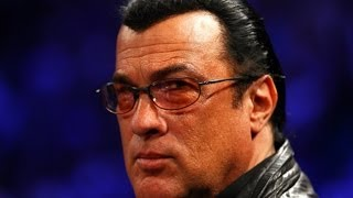 Why Steven Seagal Wants to Move to Russia