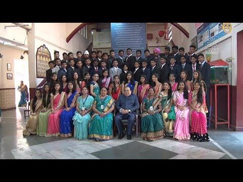 Farewell Ceremony of Class X SJHS & Junior College, Kalamboli, Navi Mumbai - 27-01-2018