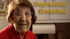 Great Depression Cooking - Depression Breakfast